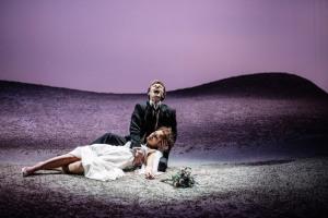 Scène uit Orphée et Eurydice